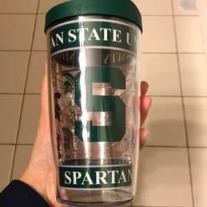 Accessories - 16 oz MSU Tervis